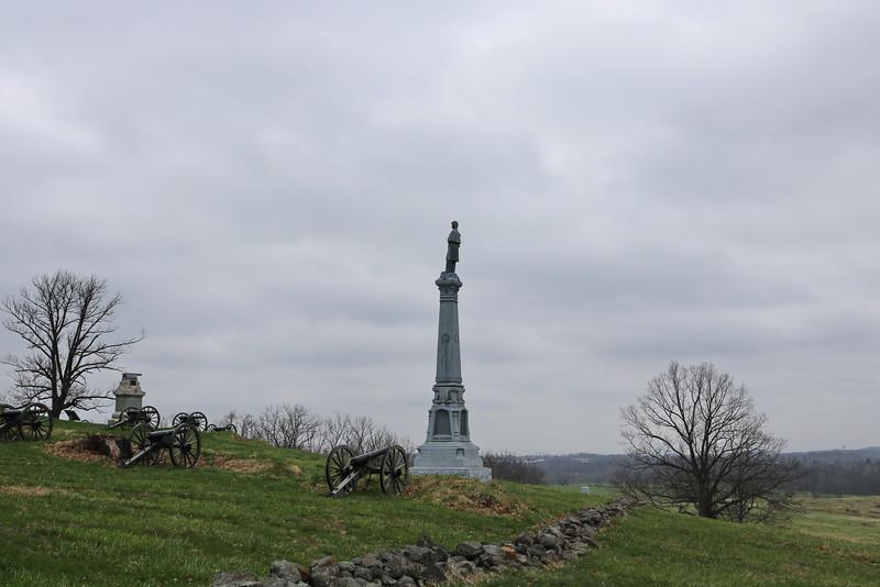 Ohio Civil War Memorial Statue