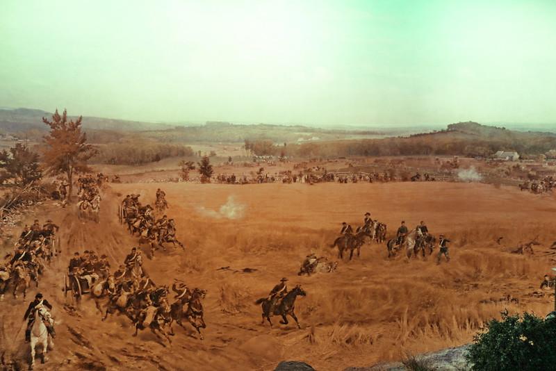 Battle of Gettysburg Cyclodrama 13