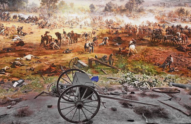 Battle of Gettysburg Cyclodrama 5