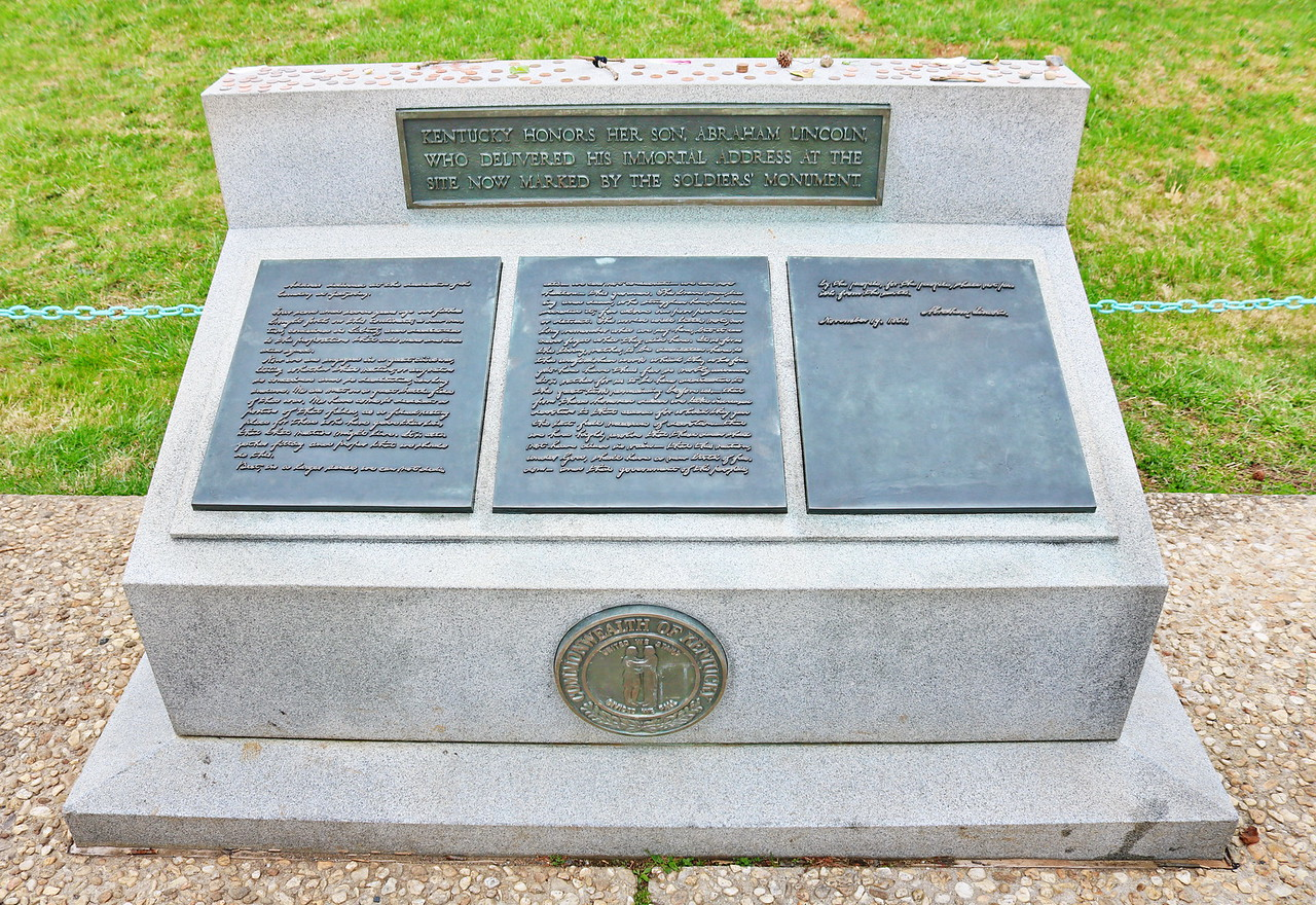 Kentucky Honors Her Son, Abraham Lincoln
