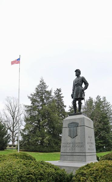 Major General John F. Reynolds Memorial