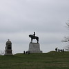 Cemetery Hill and General George Meade Memorial
