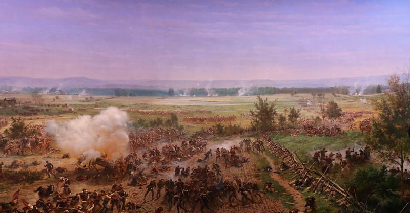 Battle of Gettysburg Cyclodrama 6