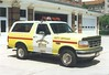 Hershey 1993 Ford Bronco duty officer vehicle