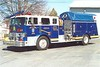 Hershey's 1978 Hendrickson/Pirsch shown in-service with Lebanon County Dept. of Emergency Services (HazMat) circa 2001