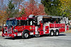 Hershey Truck 48: 2007 Pierce ArrowXT refurb/ 1994 Saulsbury/ Baker 95'
