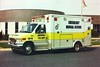 Hershey 1993 Ford/E-One ambulance