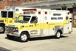 Hershey 1986 Ford/Yankee ambulance