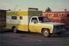 Hershey 1973 Chevrolet/Horton ambulance