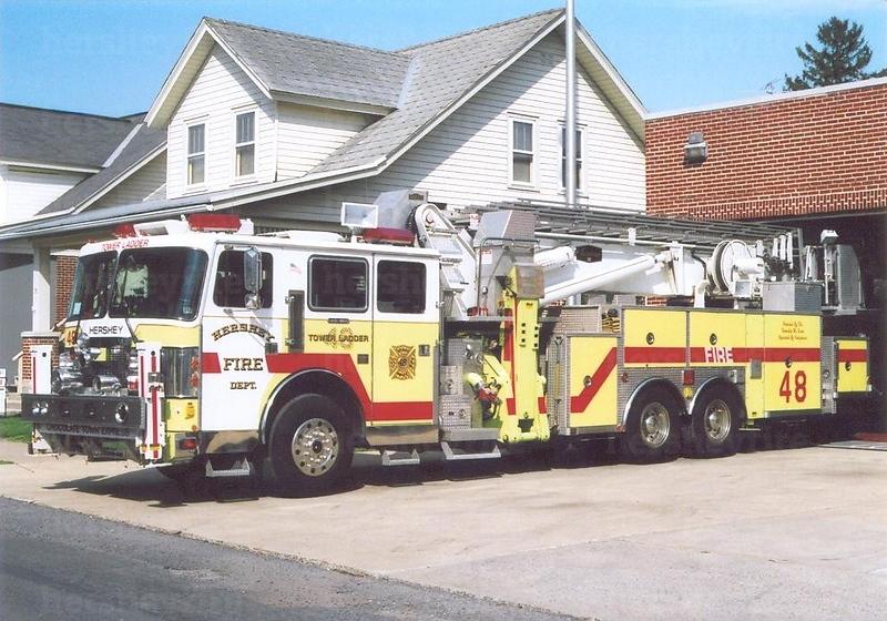Hershey 1994 Duplex/Saulsbury/Baker 95'<br /> (before 2007 refurb)