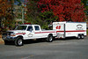 Hershey Traffic 48: 1994 Ford F350 w/2005 CarMate trailer
