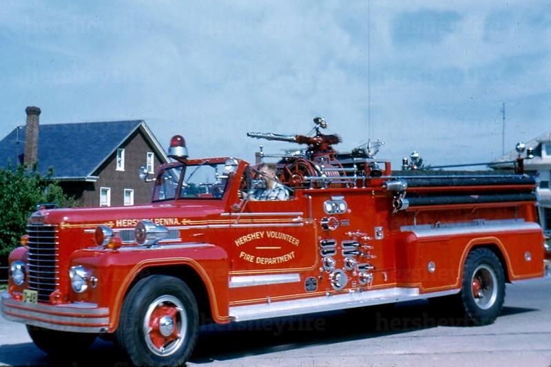Hershey 1956 Oren 750/1000