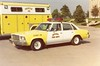 Hershey Chevrolet Malibu chief vehicle acquired in 1981<br /> x-Derry Township Police