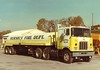 Hershey 1971 Mack tanker acquired in 1978<br /> -- former milk hauler for Hershey Chocolate Co.