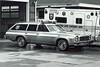 Hershey 1977 Chevrolet Malibu medic wagon