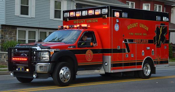 """""""Ambulance 702"""""""