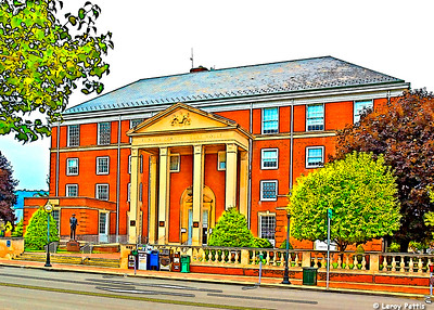 Indiana County Courthouse- (Item-2145)