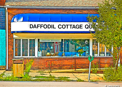 Daffodil Cottage Quilts- (Item-2105)