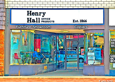 Henry Hall Office Products- (Item-2065)