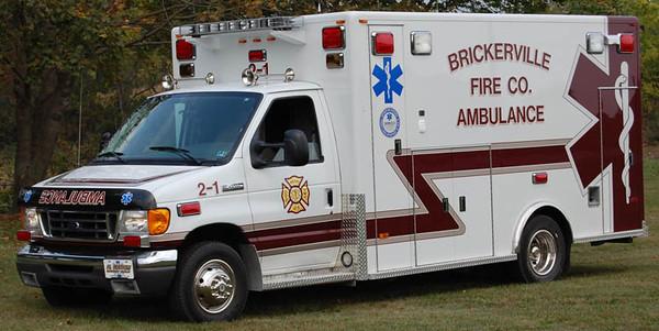 """""""Ambulance 21"""""""