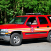 Elizabethtown Fire Department<br /> X-Duty Chief 7-4<br /> 2001 Chevrolet<br /> Photo by: Alex M. Poitevien Jr.