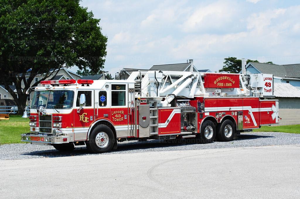 Gordonville Truck 43