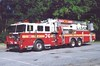 Elizabethtown's former Truck 7-4: 2003 Seagrave/Aerialscope 95'<br /> -- sold to York Twp., PA