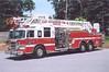 East Petersburg Truck 2-3: 1999 Pierce Dash 1500/500/105'