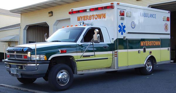 """Former Ambulance 140"""