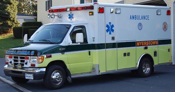 """""""Ambulance 142"""""""