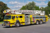 Western Salisbury Ladder 3131: 2005 American LaFrance/LTI 1500/400/110 ft.