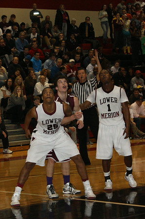 Lower Merion Basketball 2014