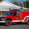 Decatur Vol. Fire Company<br /> Alfarata, PA<br /> Brush 5-1<br /> 1997/2001 GMC 3500-E-One/American Eagle 500/300<br /> Photo by: Alex M. Poitevien Jr.