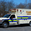 Fame EMS<br /> Mifflin County, PA<br /> Ambulance 12-3<br /> 2009 Ford F-450/Lifeline<br /> Photo by: Alex M. Poitevien Jr.