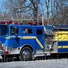 Highland Park Hose Company<br /> Tanker 4-1<br /> 1980/1995 Mack/JC Moore 1250/1600<br /> X-FDNY E290, E15<br /> Photo by: Alex M. Poitevien Jr.