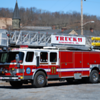 United Fire Company<br /> Lewistown, PA<br /> Truck-11<br /> 1993 E-One 95'<br /> Photo by: Alex M. Poitevien Jr.