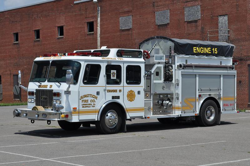 Engine 15<br /> 1996 E-One Century TM1500/1000