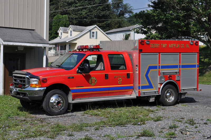 Squad 2-1<br /> 2000 Ford F550/4-Guys
