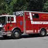 Squad 3-1<br /> 1990 Mack MR/Saulsbury<br /> ex Bayshore, NY