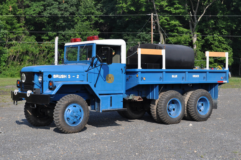 Brush 5-2<br /> 1969 Jeep 6x6 pp/600