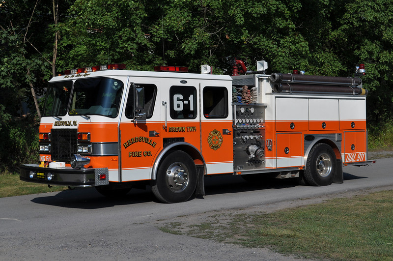 Engine 6-1<br /> 1993 E-One Protector 1500/1000