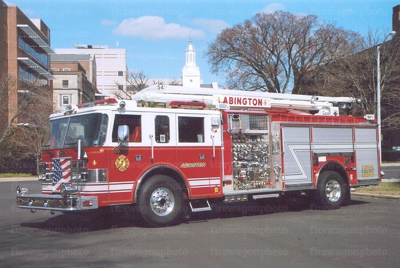 Abington Squirt 100: 1999 Pierce Dash 2000/500/54'