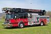 Hanover Twp. Truck 4: 2008 KME Predator 1500/500/75'