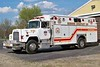 Old Forge Rescue 93: 1980 Mack R/Pierce/ 2002 Northern refurb<br /> x-FDNY R4, Hazle Twp. PA, & Kiski Valley Rescue of Vandergrift, PA
