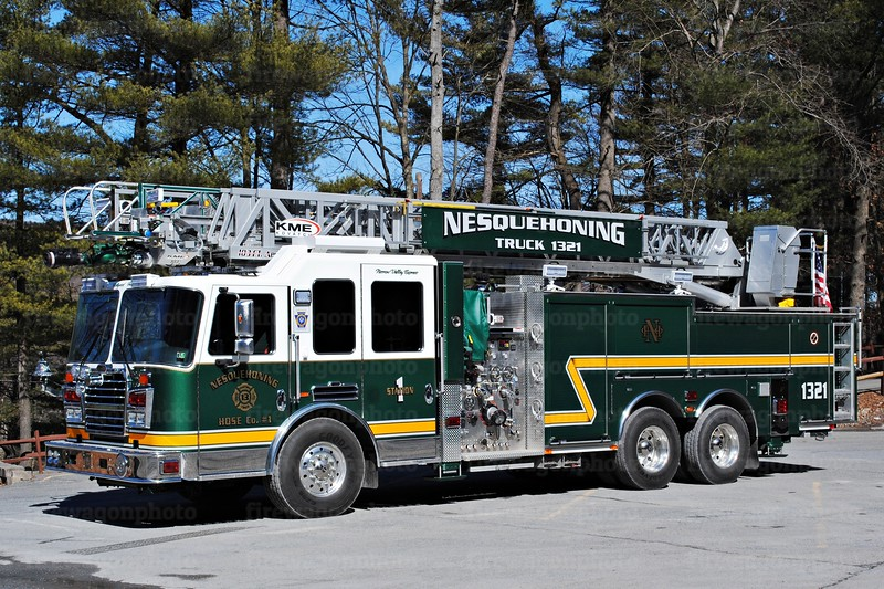 Nesquehoning Truck 1321<br /> Home of KME Fire Apparatus<br /> RBR.2013