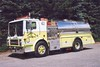 Franklin Township Tanker 431: 1983 Mack MC/4 Guys/ 2000 Swab refurb 500/2100