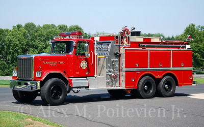 Plainfield Township Volunteer Fire Company