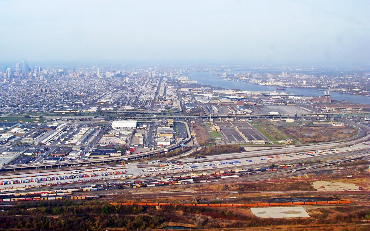 Philadelphia on the Delaware