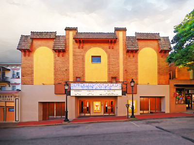 Hollywood Theater- (Item-4536)