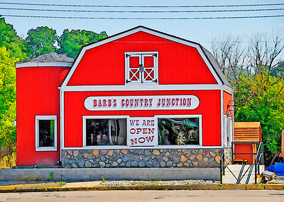 Barb's Country junction- (Item-5300)
